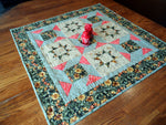 Abby Roads Garden Patchwork Table Topper
