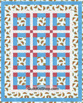 Adventure Train 43 x 53 PreCut Quilt Kit