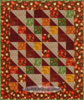 Autumn Blessings PreCut Quilt Kit