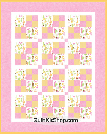 Baby Quilt Kits | Quilt Kit Shop