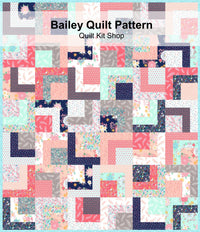 Bailey Quilt Pattern PDF