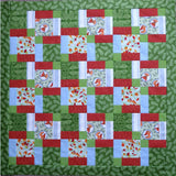 Bambi Forest Quilt Top