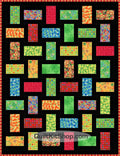 Bright Ideas Alpine PreCut Quilt Kit