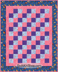 Cat Meow 38 x 47 PreCut Quilt Kit