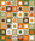 Construction Baby Quilt Kit