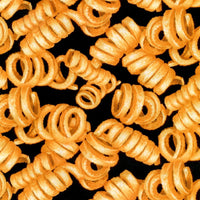 Curly French Fries Timeless Treasures