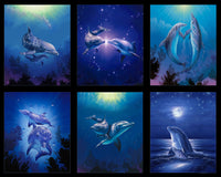 Dolphin Panel Children Of The Sea