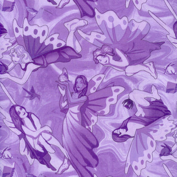 Whispering Glen Fairy RJR Fabrics