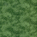 Farmville Falling Snow Green Spectrix Fabric