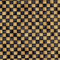 Farmville Gold Black Check Spectrix Fabric
