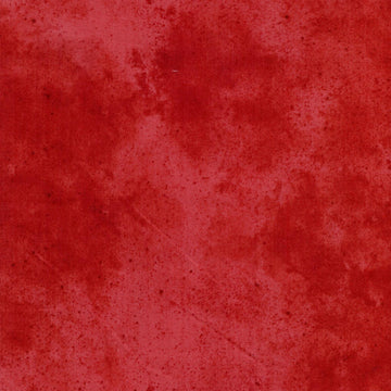Garden Buzz Suede Red Spectrix Fabric