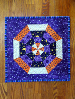 Halloween Handmade Quilted Table Topper