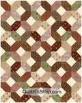 Heartstrings Hugs PreCut 20 Block Quilt Kit