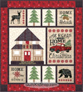 Holiday Lodge Quilt Kit