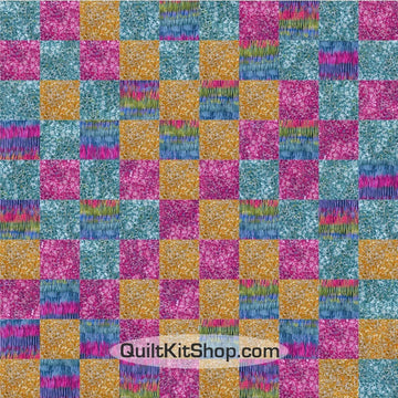Intersections Easy PreCut Quilt Pack Kit