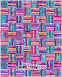 Isabella Easy PreCut 20 Block Quilt Kit
