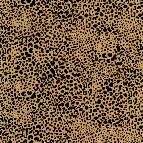 Leopard Animal Skin Fabric Spectrix