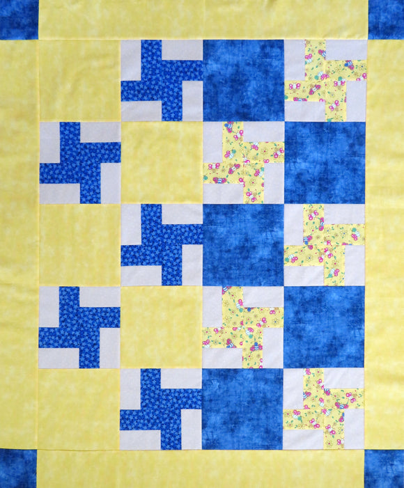 Little Sunshine Quilt Top