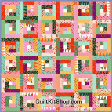 Mice n Berry Quilt Kit