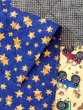 Monster Trucks Stars Quilt