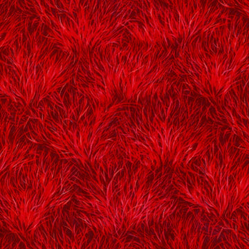 Natures Elements Fire Grass Red