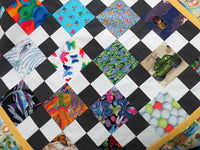 Novelty Pond Handmade Quilt Top
