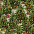 Old Fashioned Christmas Trees RJR Fabrics