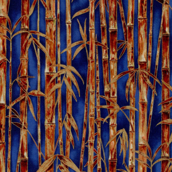 Oriental Traditions Bamboo Metallic