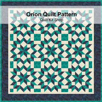 Orion Quilt Pattern PDF