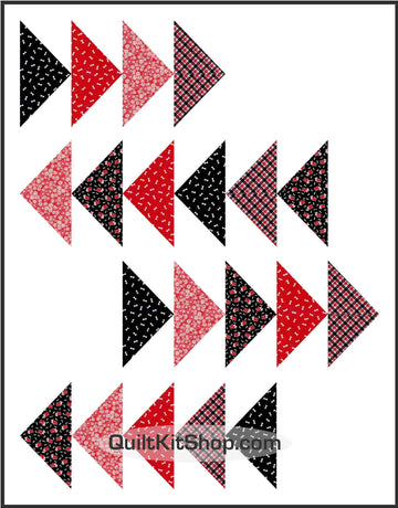 Pampered Pooch Quilt Kit 60 x 74
