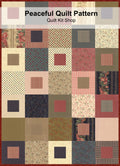 Peaceful Quilt Pattern PDF
