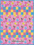 Princess Pink Quilt Kit