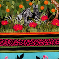 Rousseau Jungle Animal Stripe Benartex
