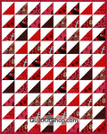 Trinket Ruby PreCut Quilt Kit