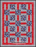 Speed Racer PreCut Quilt Kit