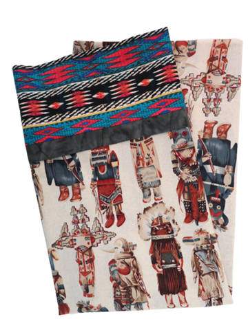 Handmade Pillowcase Southwestern