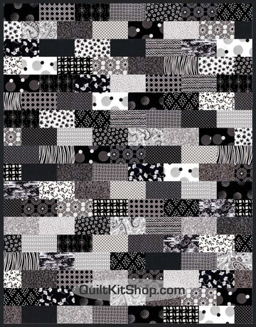 Nocturnal Pre-Cut Quilt Kit