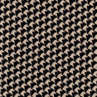 Unicorn Houndstooth Taupe Michael Miller Fabric