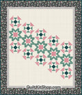 Veranda Queen Quilt Kit