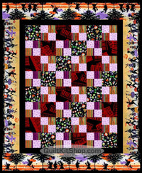 Wild Thing Eyes PreCut Quilt Kit