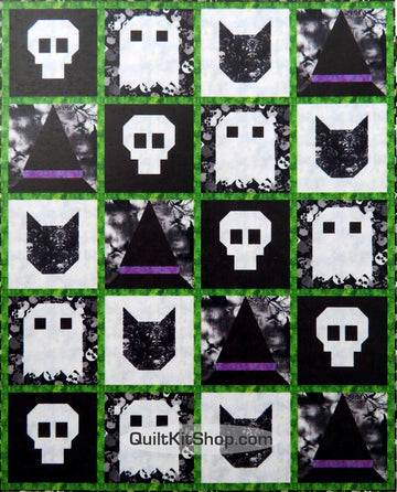 Wicked Trouble Quilt Kit