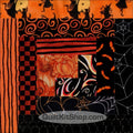Wickedly Wonderful Pre-Cut 12 Block Quilt Kit