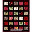 Zen Easy Peasy 34 x 40 PreCut Quilt Kit