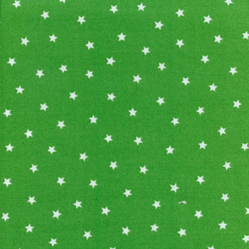 Spot The Dog Goodnight Spot Stars Green Fabric Andover