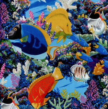 Save Our Reefs Tropical Fish