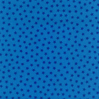 Spot's Favorite Colors Stars Blue Andover Fabric