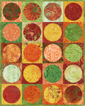 Tonga Sunburst Batik Modern Bundle Quilt Kit