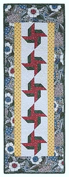 Thimbleberries Pinwheels Table Runner Quilt Kit