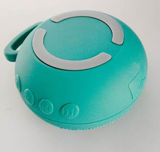 "The ""LullaBeat Comfort Speaker"" Preloaded with 9 Canine Lullabies"