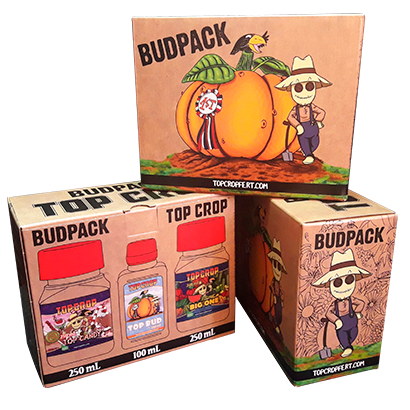 BUD PACK TOP CROP